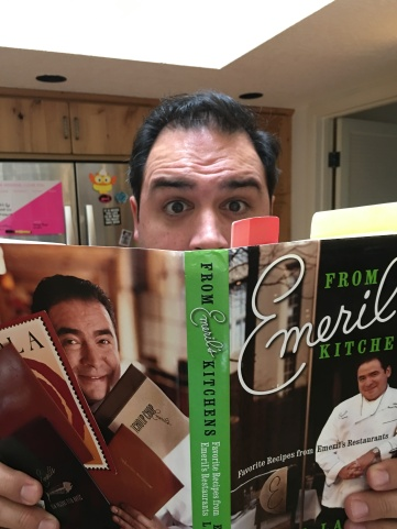 Jeff and Emeril Cookbook