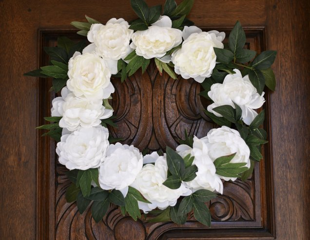 Fresh White Floral