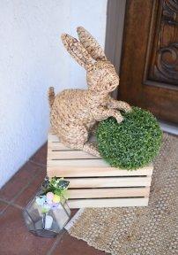 Basket Weave Bunny